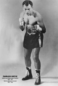 Карлос Ортиз (Carlos Ortiz) 09.09.1936