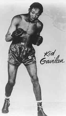 Кид Гэвилон (Kid Gavilan) 06.01.1926 - 13.02.2003