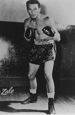 Тони Зел (Tony Zale) 29.05.1913 - 20.03.1997