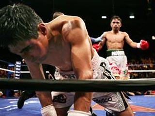 Боксёрский поединок