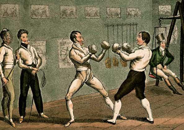 История бокса1