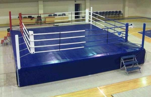 Ринг боксёрский