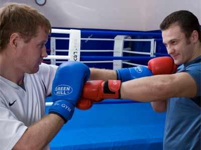 Техника бокса - основные понятия