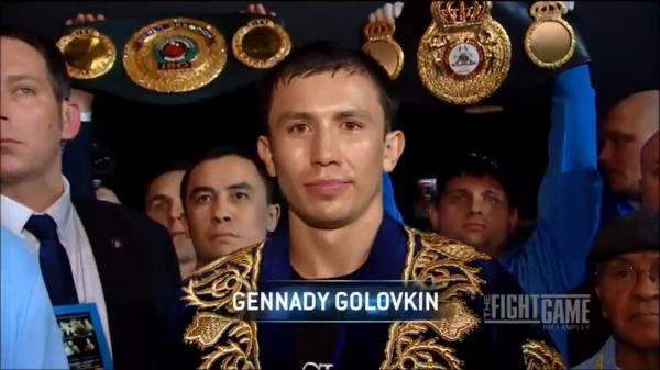 Геннадий Головкин