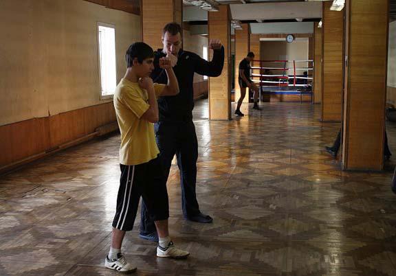 Открытие бизнеса на оказании услуг по боксу