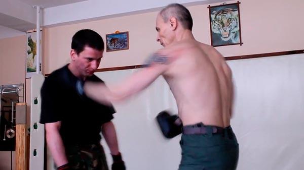 Набивка тела в боевых искусствах