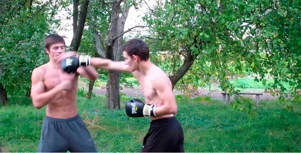 Как научиться боксу одному в домашних условиях