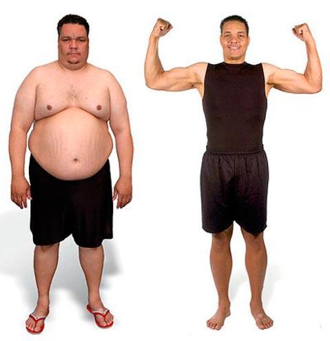 как похудеть лицом мужчине быстро
