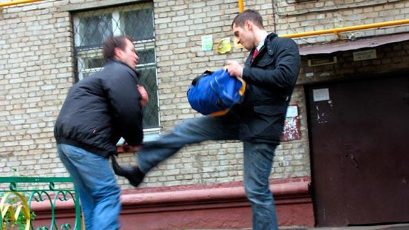 Нападение на улице: как себя вести?