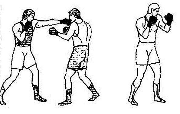 этом техника ударов в боксе научиться чинить