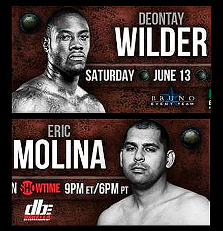Уайлдер победил Молину в 9-том раунде нокаутом