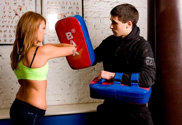 Ментальная подготовка к тренировкам по боксу для женщин