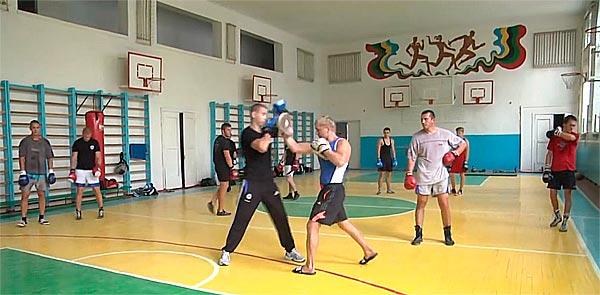 Программа тренировок, неделя третья: день третий. Фитнес-бокс – советы по тренингу