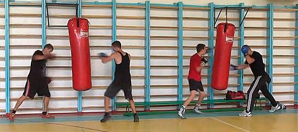 Программа тренировок, неделя четвертая: день первый. Фитнес-бокс – советы по тренингу