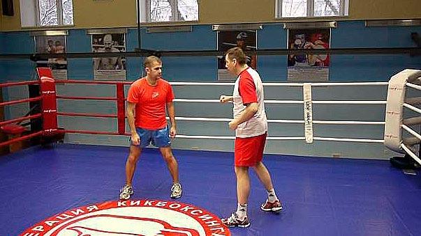 Работа ног во время тренировки. Фитнес-бокс – советы по тренингу
