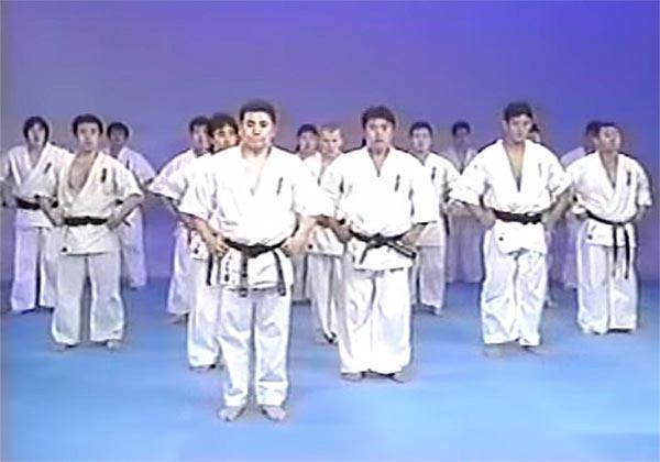 Кёкусинкай каратэ до