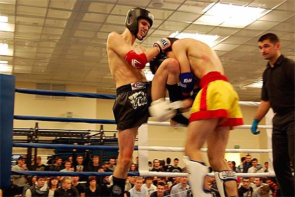 Муай Тай/Тайский бокс