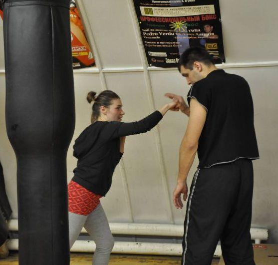 Жен.бокс