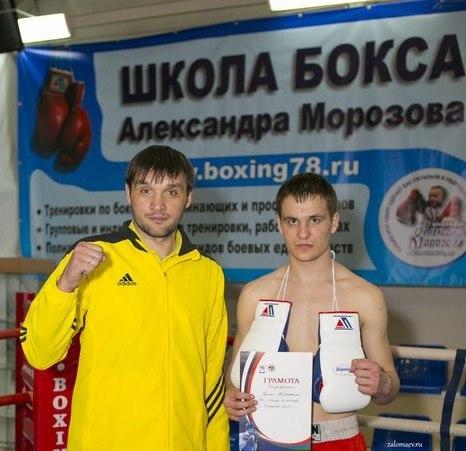 В желтом - основатель Школы Александр Морозов