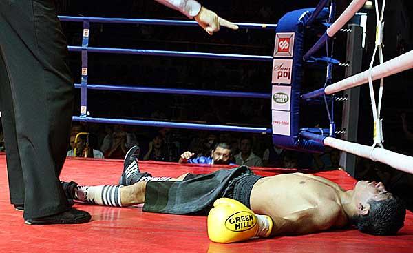 Бокс со смертельным исходом